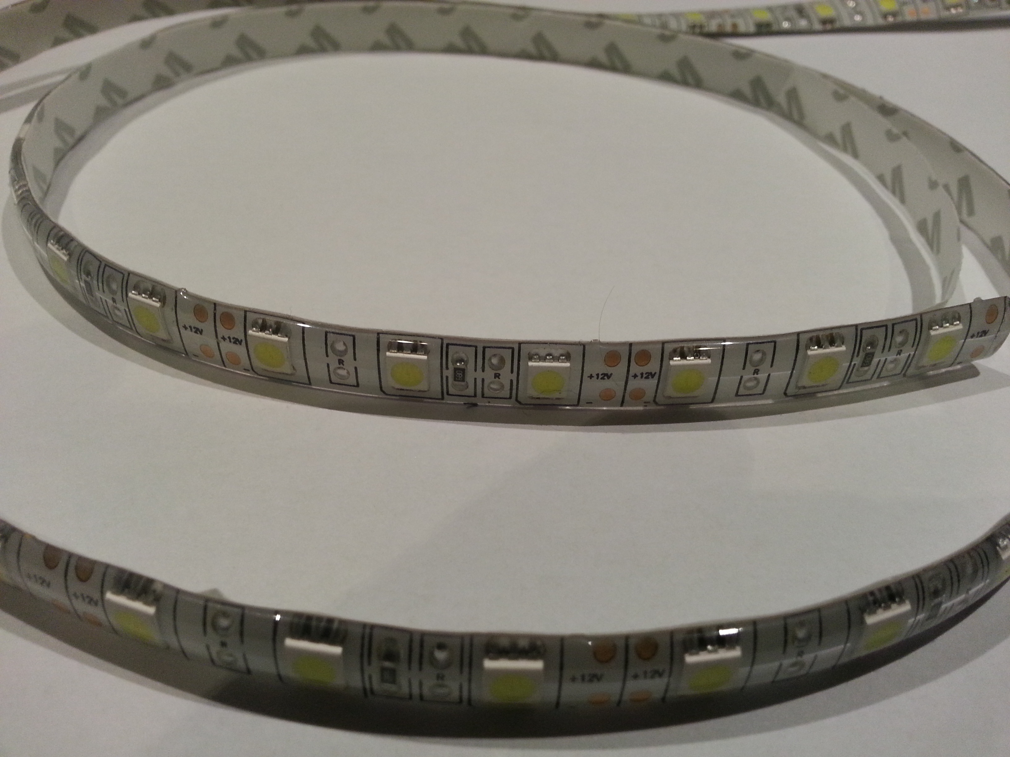 Led strips en voedingen
