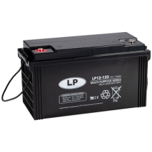 Landport 12V 120Ah AGM , LP12-120