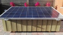 Solar off grid box